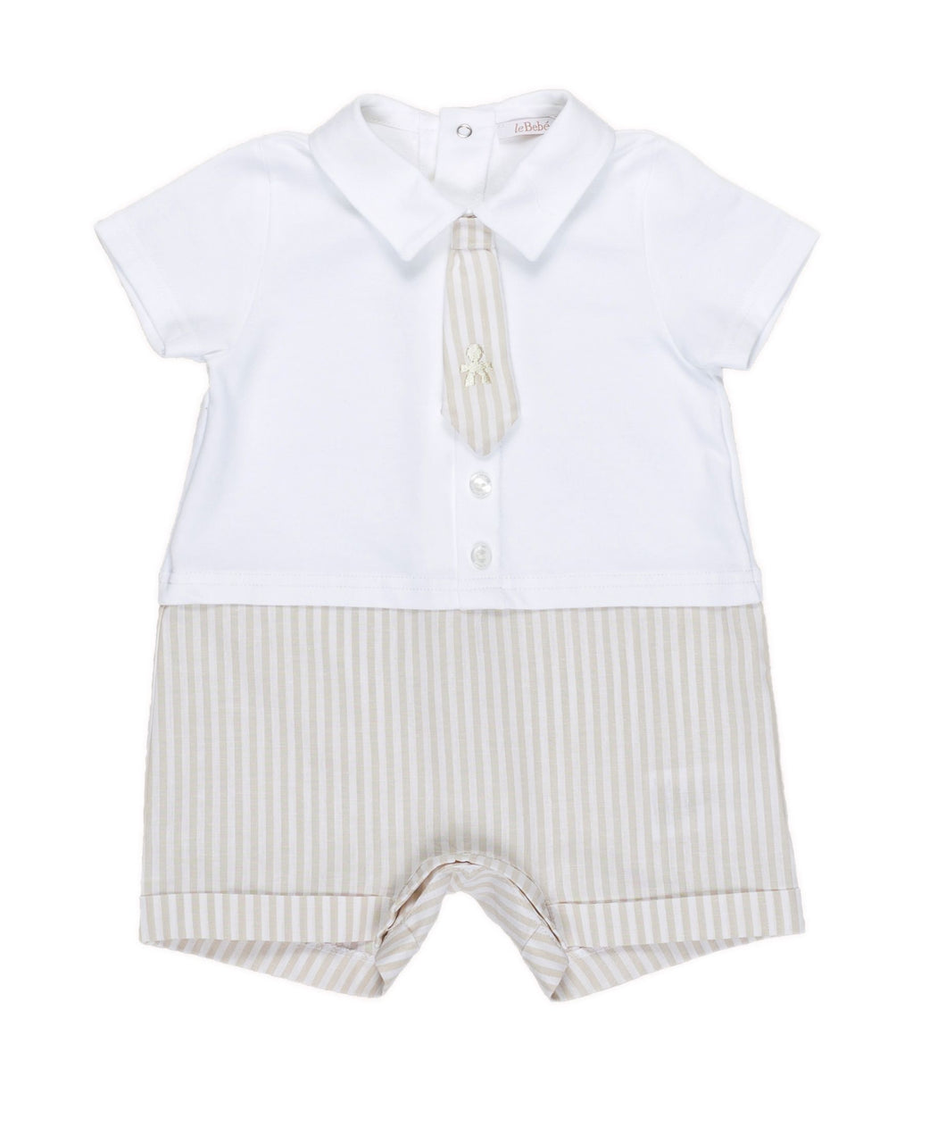 Pagliaccetto bimbo Le Bebé/ Rompers boy - HOPLA' PARMA Baby Collections