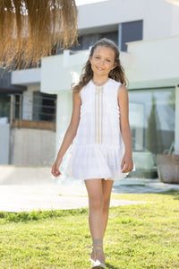 Vestina Ibiza / Ibiza Dress - HOPLA' PARMA Baby Collections