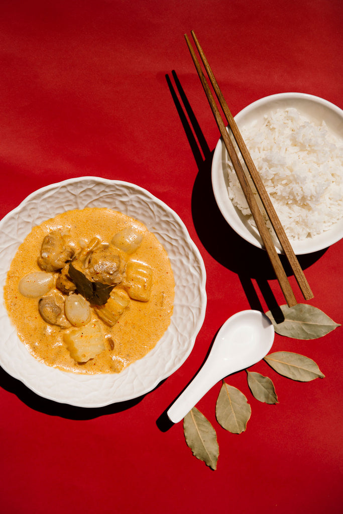 The World's Best Food - Massaman Curry