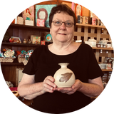 Susan of Mud River Pottery