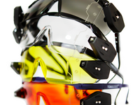 LED Scouter Glasses