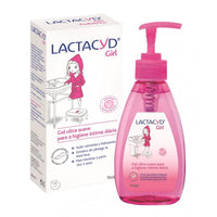 Lactacyd Girl Gel Ultra Suave Higiene Intíma 200ml
