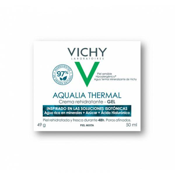 Vichy Aqualia Gel Creme PM 50 mL