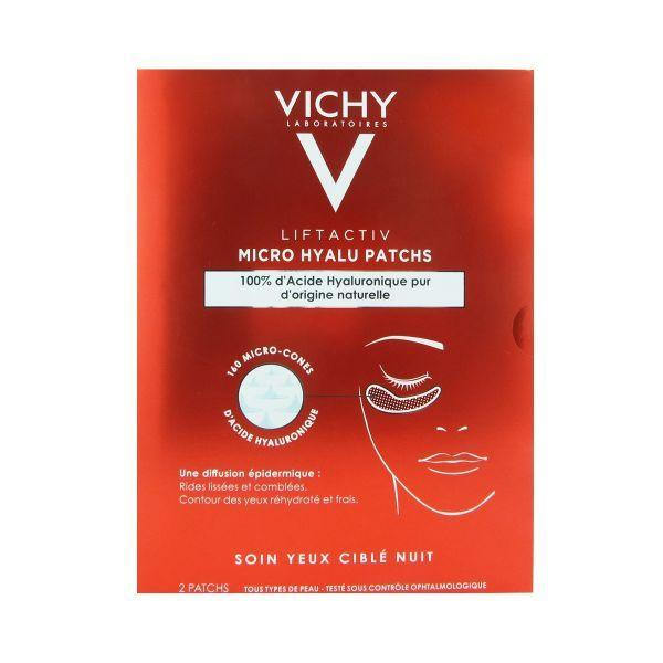 Vichy Liftactiv Hyalu Patch Olhos X2
