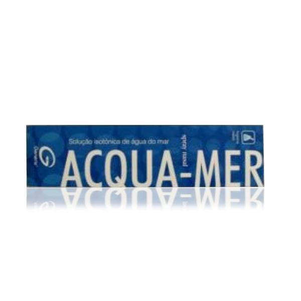 Acqua Mer Spray Nasal x 125mL
