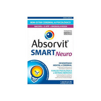 Absorvit Smart Neuro X 30 Cápsulas
