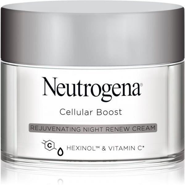 Neutrogena Cellul Boost Creme Noite Regenerador 50 mL