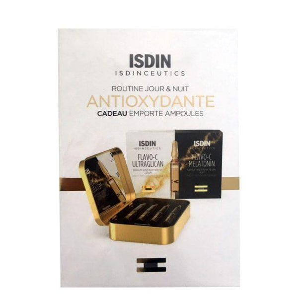 Isdinceutics Beauty Day & Night Com Oferta De Necessaire