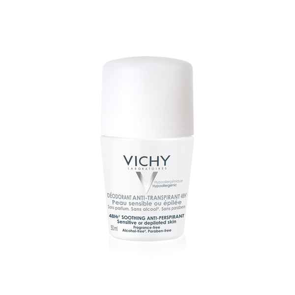 Vichy Deo Roll On Sensível 50 mL