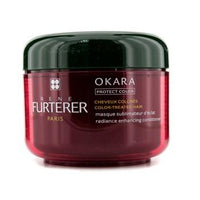Rene Furterer Okara Máscara Protectora Color 200 mL