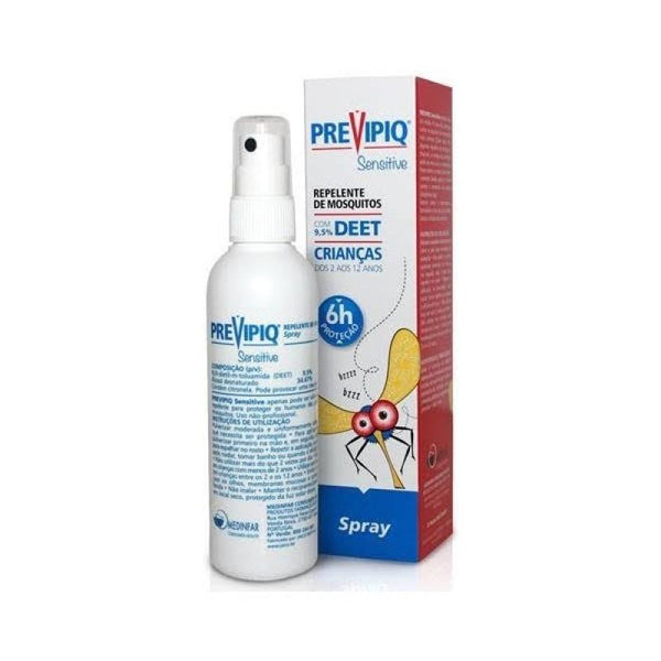 Previpiq Sensitiv Spray 75Ml