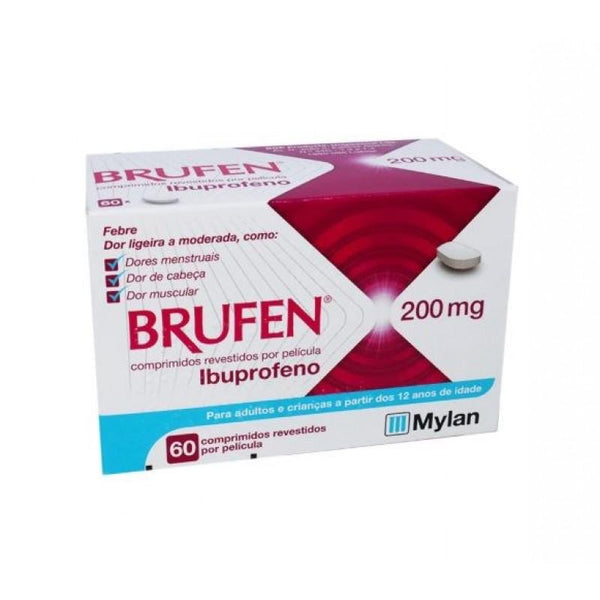 Brufen  200 mg x 20 comp revest