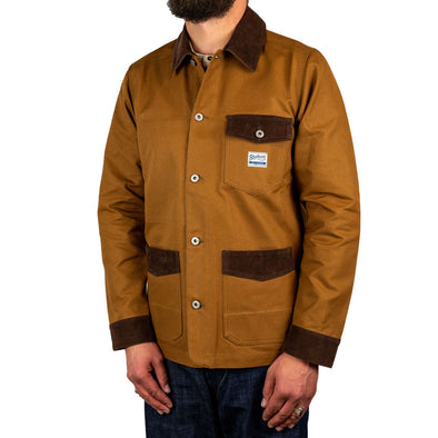 Work Jacket J11 IT23 Brown