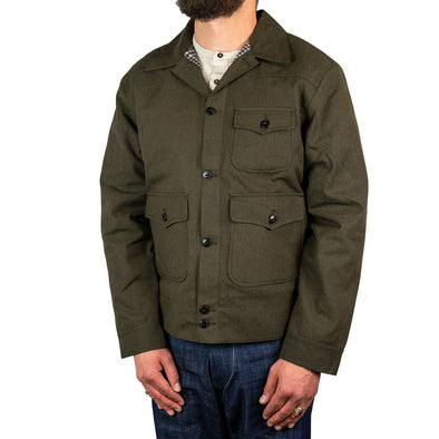 Work Jacket J15 IT19 Green
