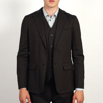 Kristian Two Button Blazer