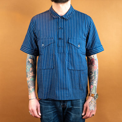 Teeter Shirt Wabash Stripe