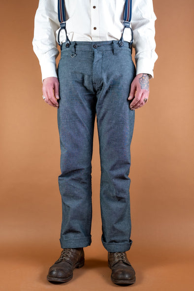 1942 Hunting Pant Smoke Grey