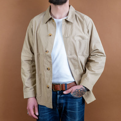 Light Worker Jacket Beige