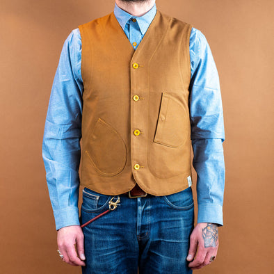 Vest Duck Brown