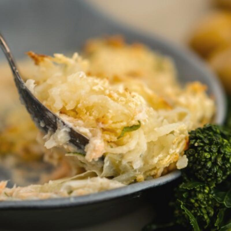 Lodge Farm Fish Pie (2 Sizes)