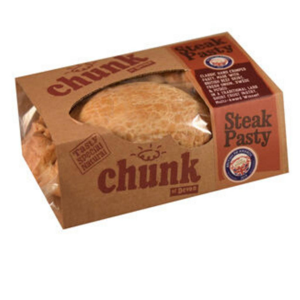 Chunk Steak Pasty c.260g