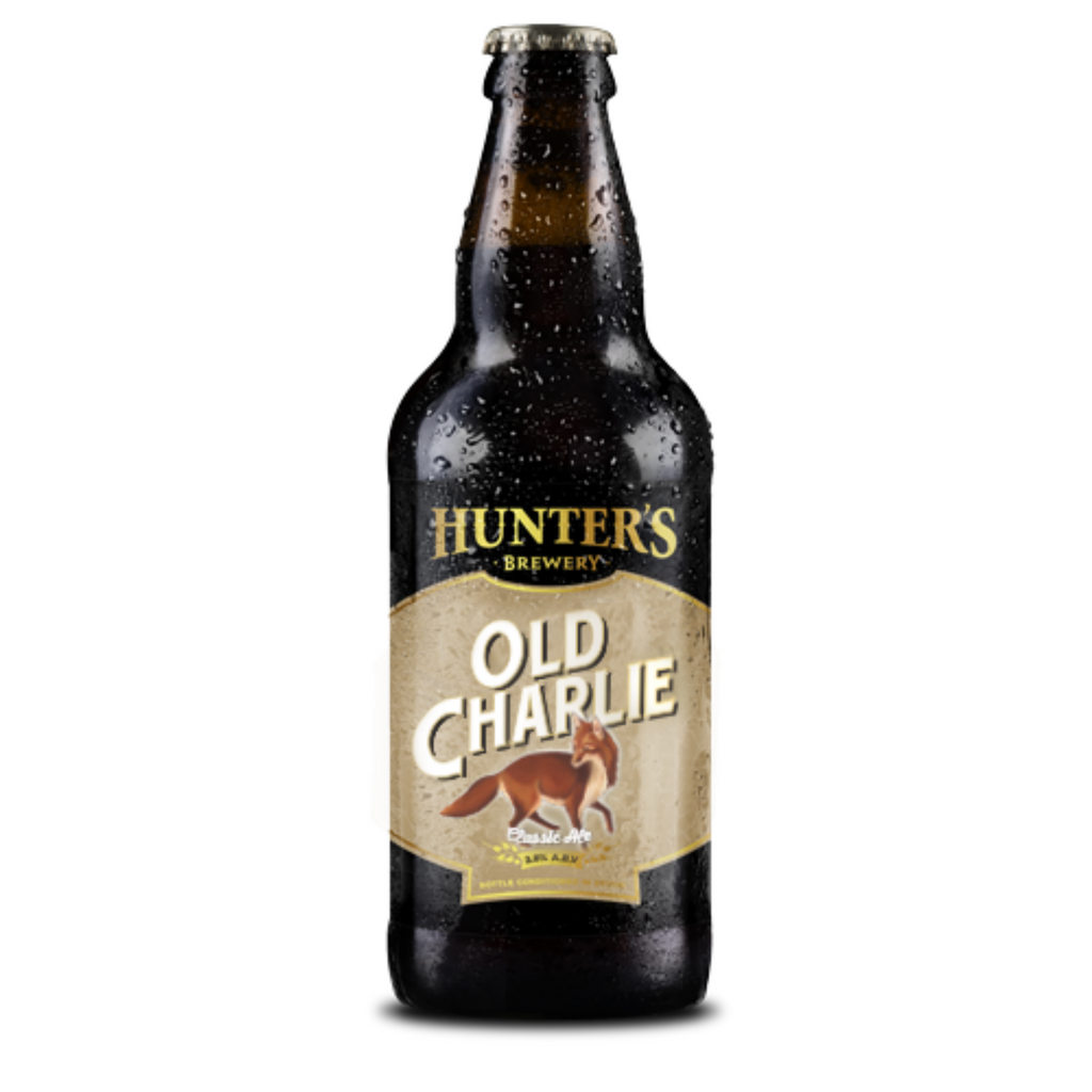 Hunter's Brewery - Old Charlie 3.8% 500ml Newton Abbot