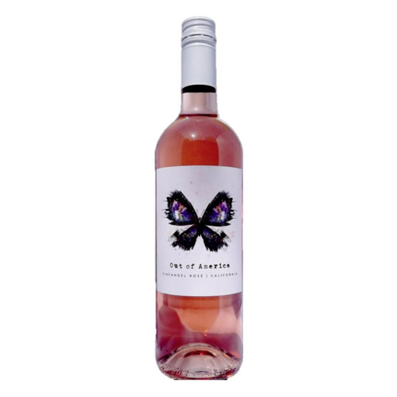 Zinfandel Rosé, Out of America, USA 75cl