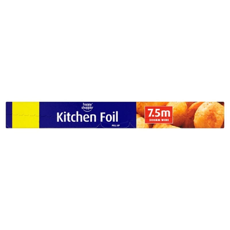 Kitchen Foil 7.5m x 300mm
