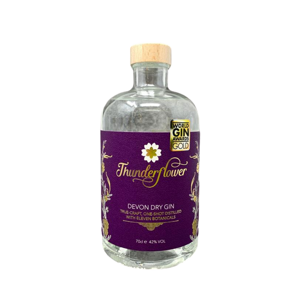 Thunderflower Gin - Dartmoor (3 sizes)