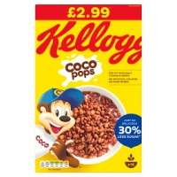 Kellogg's CocoPops Cereal 480g