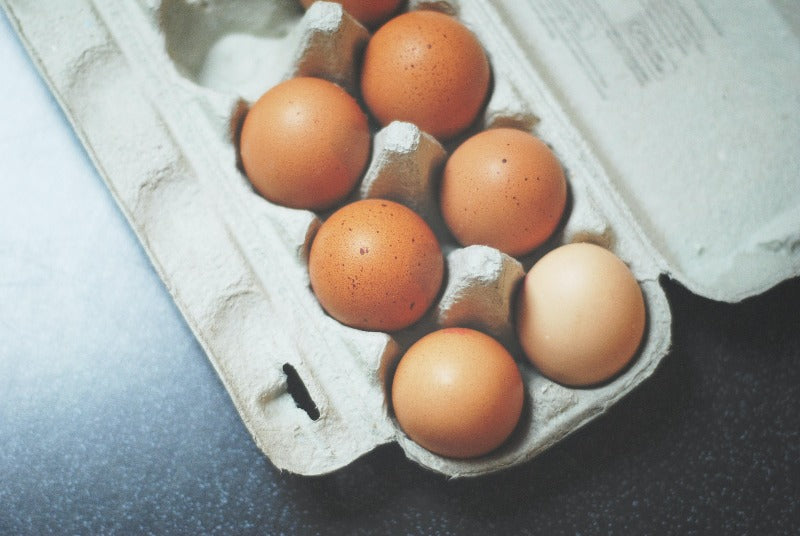 Free Range Eggs Medium x6