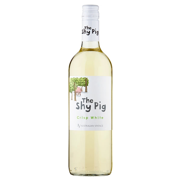 The Shy Pig White 750ml