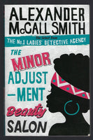 The Minor Adjustment Beauty Salon - Alexander McCall Smith - BPAP15750 - BOO