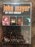 DVD - John Mayer: Any Given Thursday - DVDMU - GOL