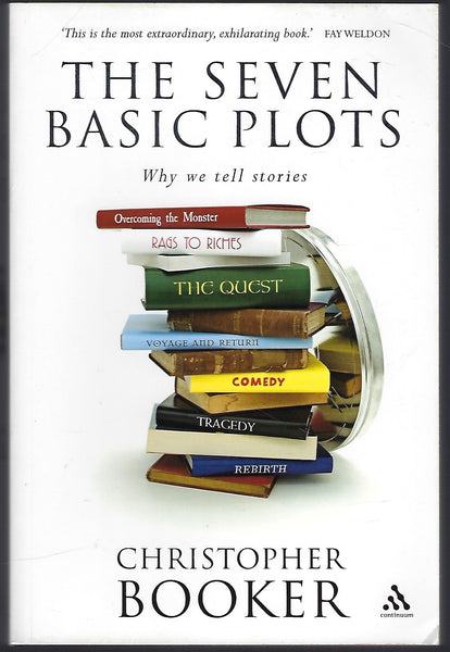 The Seven Basic Plots - Christopher Booker - BCLA15405 - BOO