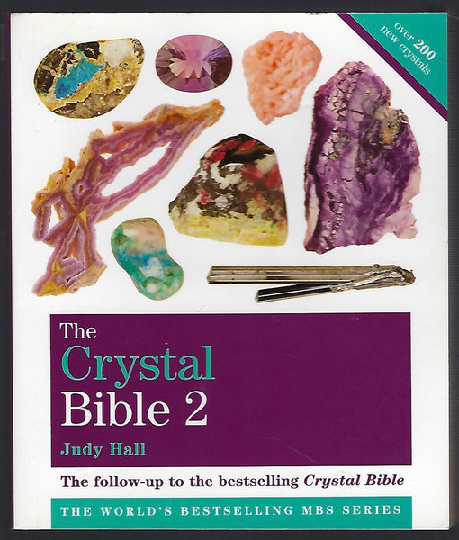 The Crystal Bible 2 - Judy Hall - BHUM15136 - BOO