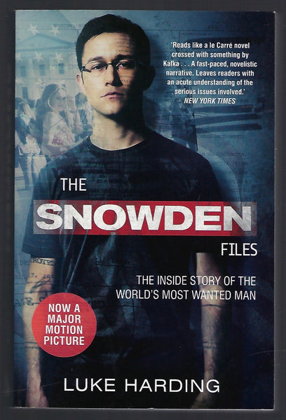 The Snowden Files - Luke Harding - BSCI15234 - BOO