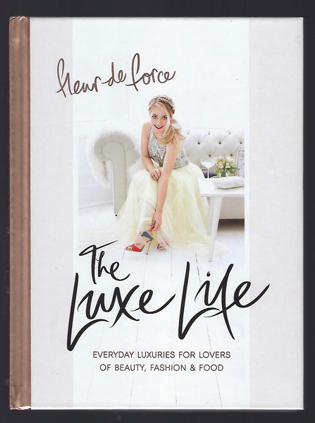 The Luxe Life - Fleur de Force - BHEA15019 - BOO