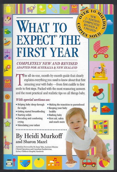 What to Expect the First Year - Heidi Murkoff - BHEA15142 - BOO