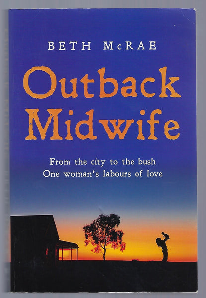 Outback Midwife - Beth McRae - BAUT15024 - BOO