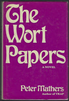 The Wort Papers - Peter Mathers - BRAR15288 - BOO