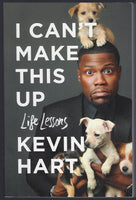 I Can't Make This Up: Life Lessons - Kevin Hart - BMUS15166 - BBIO - BOO