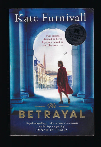 The Betrayal - Kate Furnivall - BPAP15069 - BOO