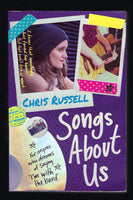 Songs About Us - Chris Russell - BCHI15222 - BOO