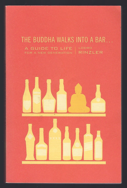 The Buddha Walks Into a Bar... - Lodro Rinzler - BREL15067 - BOO