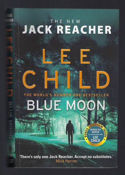Blue Moon - Lee Child - BPAP15109 - BOO