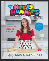 The Nerdy Nummies Cookbook - Rosanna Pansino - BCOO15241 - BOO