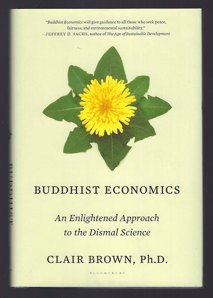 Buddhist Economics - Clair Brown - BSCI15062 - BOO