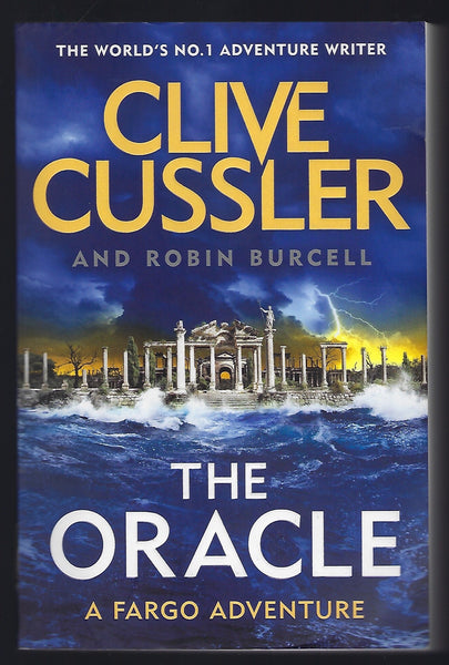 The Oracle - Clive Cussler - BPAP15302 - BOO