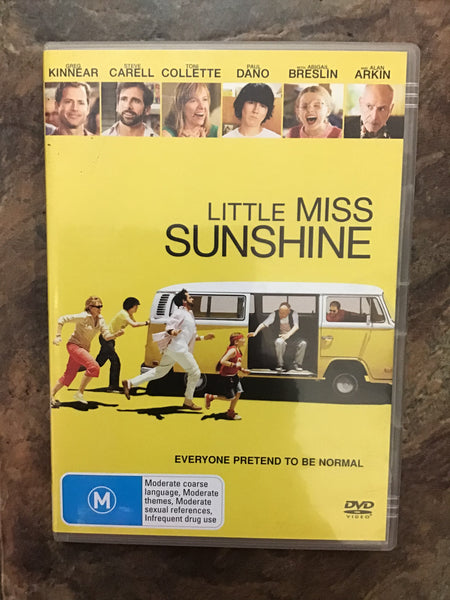 DVD - Little Miss Sunshine - M - DVDCO DVDDR - GOL